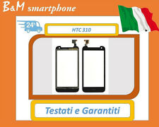 RICAMBIO VETRO TOUCH SCREEN per HTC Desire 310 310W DIGITIZER VETRO