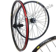 Shimano Mavic All Mountain AM Cross Country XC MTB Bicycle Disc Wheel Front 26""