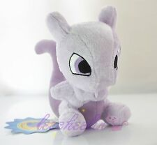 "Nintendo Pokemon Mewtwo Plush Doll 6"" height Stuffed Animal Great Gift"