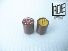 220uF - 16V  ROE EK  Hi-End Audio Grade Capacitors  x 4 pieces
