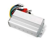 Electrocar Brushless Motor Controller Accesories 36V 500W 30A Slivery