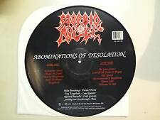 MORBID ANGEL:Abominations Of Desolation-U.K. LP Picture Disc 1991 Headache Recs.