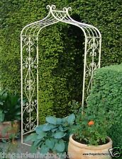Old Rectory Rose Arch Garden Furniture - Antique Cream - OR06 - Archway