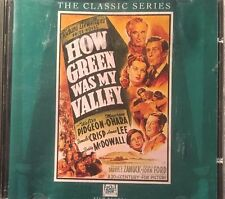 How Green Was My Valley Soundtrack CD VGC