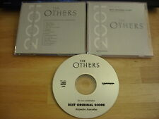 RARE PROMO The Others CD o.s.t. score Alejandro Amenabar FOR YOUR CONSIDERATION