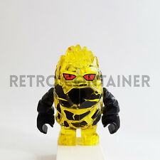 LEGO Minifigures - 1x pm023 - Combustix - Power Miners Omino Rock Monster