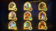 Hearthstone Level 60 | Goldener Held / Golden Hero - 500 Wins Ranked Boost