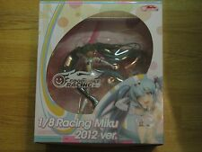 Hatsune Miku Racing 2012 1/8 figure Good Smile (100% Authentic) from UK