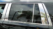2015-2017 Chevy Suburban/GMC Yukon XL 8Pc Chrome Pillar Post