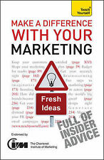 Make a Difference with Your Marketing: Teach Yourself, Gabay, Jonathan