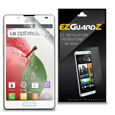 3X EZguardz LCD Screen Protector Skin HD 3X For LG Optimus L7 II (Ultra Clear)