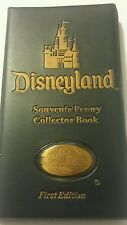 Disney 1st Edition Retired Pressed Penny Book