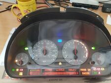 BMW E53 X5 4.6is Instrument Cluster Speedometer Odometer