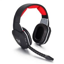 Wireless Gaming Headset Bluetooth Headphone with mic for Xbox One/360 PS3/4 PC