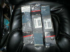 NWT STYLE & CO OVER THE KNEE GRAY SOCKS STRIPE TOP 4 PAIR ALL NIP