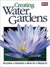 Ortho Creating Water Gardens PB Book Good Condition