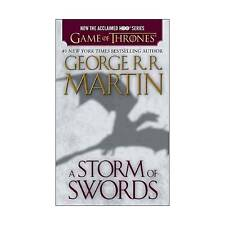 A Storm of Swords HBO Tie-in Edition: A Song of Ice and Fire: Book Three