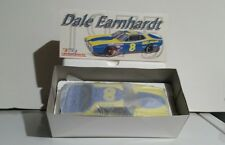 DALE EARNHARDT SR #8 1975 DODGE CHARGER 10,000 RPM ELITE 1/24 SCALE CAR new