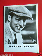 figurines actor cromos akteurs figurine i divi di hollywood 51 rodolfo valentino