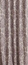 Nip Pottery Barn ASHLYN Paisley Pole Top Blackout Drape Curtain 50x84 ~Lilac