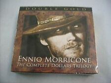 ENNIO MORRICONE - THE COMPLETE DOLLARS TRILOGY - 2CD NEW SEALED 2008