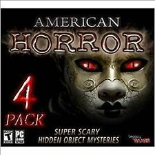 American Horror 4 HIDDEN OBJECT PC GAMES