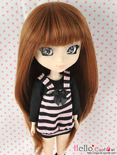"【HT-02CS】Pullip Taeyang DAL 8.0~9.5"" HP Wigs # Brown"