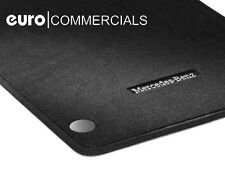 "Genuine Mercedes ""New"" 2015 Vito/V-Class Front Velour Floor Mats Set (WDF447)"