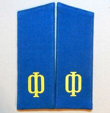 SOVIET RUSSIA USSR COLD WAR NAVAL SHOULDER STRAPS MILITARY EPAULETTES NAVY ARMY!