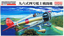 "Fine Molds FB21 IJN Carrier Fighter Mitsubishi A5M4 ""Claude"" 1/48 Scale Kit"