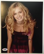 Sara Paxton Autographed Signed 8x10 Photo PSA/DNA Aquamarine, The Innkeepers