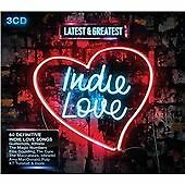 Various - Latest & Greatest Indie Love (2015)  3CD Box Set  NEW  SPEEDYPOST