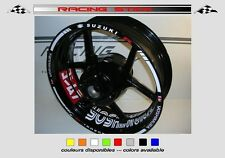 Sticker Jante YOSHIMURA GSX-R GSR 600 750 1000 R1 R6 Stickers Wheel Rim Stripes