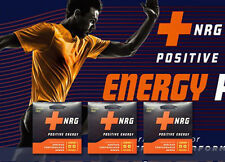 NRG Positive Energy Patch 17 Kinds of Vitamin and Minerals Addition Power 2pcs
