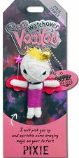 "Watchover VOODOO DOLL Keychain, PIXIE, Pixie Power, 3"" Tall"