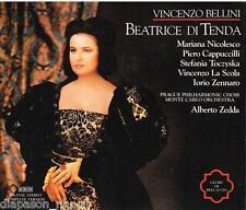 Bellini: Beatrice Di Tenda / Zedda, Nicolesco, Cappuccilli, La Scola - CD