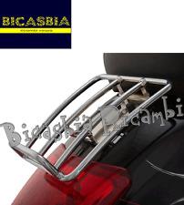 6655 - PORTAPACCHI POSTERIORE CROMATO VESPA 125 250 300 GT GTS SUPER SPORT