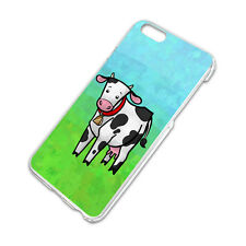 Udderly Cute Cow Slim Fit Hard Case Fits Apple iPhone 6 6s