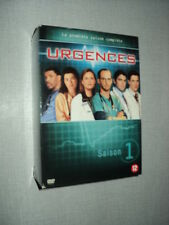 URGENCES SAISON 1 COFFRET 4 DVD GEORGE CLOONEY JULIANNA MARGULIES