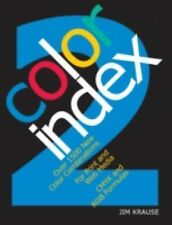 Color Index 2 : Over 1500 New Color Combinations for Print and Web Media CMYK...