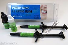 Light Cure Orthodontic Adhesive Bonding System Dental PRIME DENT
