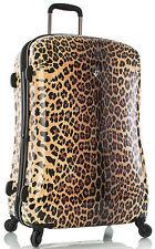 """Heys America Luggage Leopard Panthera 30"""" Expandable Spinner 4 wheeled Suitcase"""