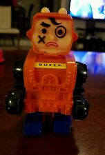Vintage 1970 Topper Ding A Ling Boxer Robot Space Toy