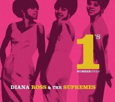 Diana Ross, Diana Ross & the Supremes - Number 1's [New CD]