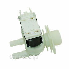 Double Solenoid Water Inlet Outlet Fill Valve fits Bosch Washing Machine
