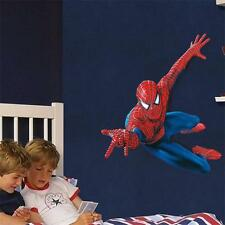 Spider man home decals kids gift Quote decor Wall sticker mural PVC decoration
