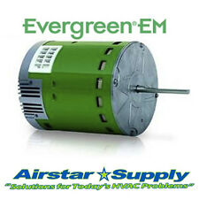 Genteq Evergreen EM • 6207E • 208/230V • Carroer HD46AR233 X13 Replacement Motor