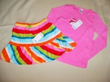 NEW Girls Size 7 Gymboree 2 Piece Set of Fleece Skirt & Top $52.50 at store