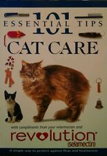 101 Essential Tips : Cat Care by James Harrison (2008, Paperback)