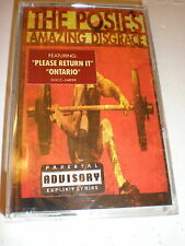 The Posies CASSETTE NEW Amazing Disgrace